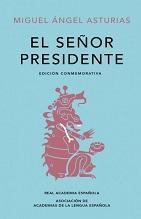 El Señor Presidente - portada