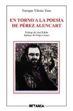 Portada del libro de Pérez Alencart 145 X 219