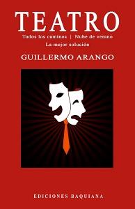 TEATRO de Guillermo Arango 194 X 300
