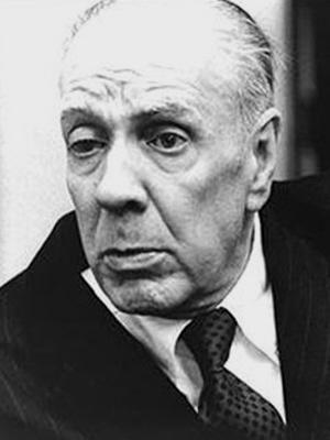 Jorge Luis Borges 300 X 400