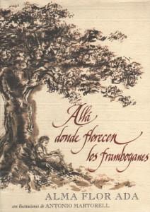 AFA- ALLÁ DONDE FLORECEN LOS FRAMBOYANES - 291w X 411h