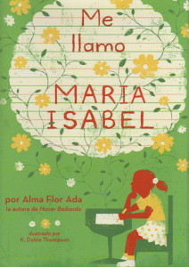 AFA - ME LLAMO MARÍA ISABEL - 291w X 411h