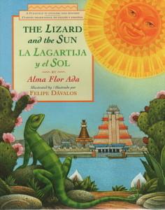AFA - THE LIZARD AND THE SUN - 323w X 411h