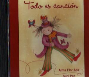 AFA - TODO ES CANCIÓN (CD) 478w X 411h