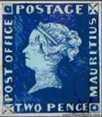 Sello postal 1A
