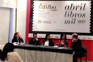 Nayla Chehade - Feria del Libro Bogotá 390W