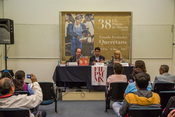 Presentación libro de Omar Villasana FILPM - 001- 400X600