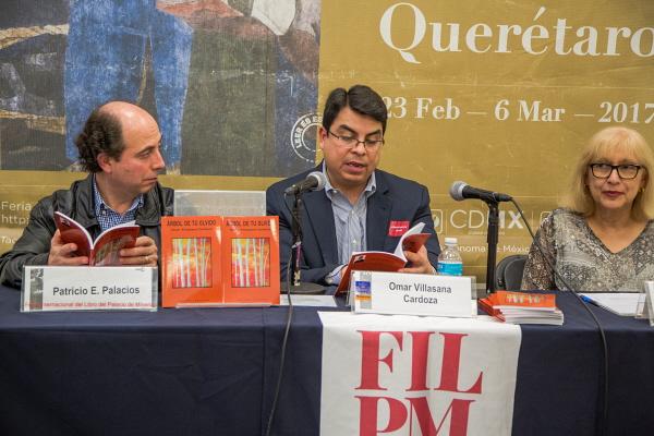 Presentación libro de Omar Villasana FILPM - 005- 400X600