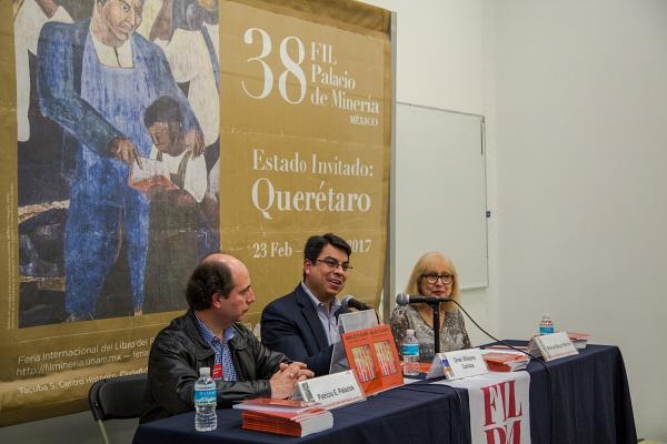 Presentación libro de Omar Villasana FILPM - 006- 400X600