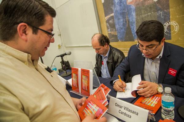 Presentación libro de Omar Villasana FILPM - 010- 400X600