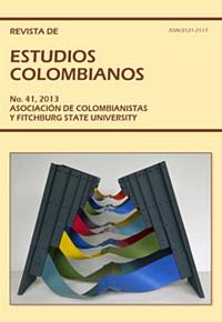Revista de Estudios Colombianos 200 X 290