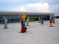Cristóbal Gabarrón - Centro Cultural Internacional - V Centenario del Quijote