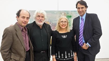 Cristóbal Gabarrón - Koubek MDC con Arturo Morel y Dres de Baquiana
