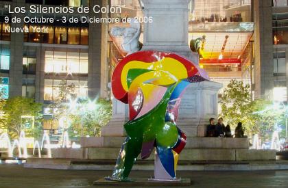 Barcelona 01/12/2011 Primera exposicion del pintor Cristobal Gabarron en Barcelona. En la sala polivalent de la ESPAI EUROPEU D'ESTUDIS AVAN?ATS (ESEEA) al carrer Munner 10 Foto : Alvaro Monge