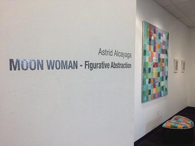 Astrid A - MOON WOMAN - 300 X 400