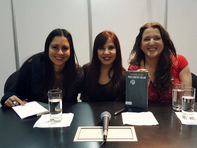 Presentación de Para comerte mejor - FIL de LA PAZ, BOLIVIA 300 X 400