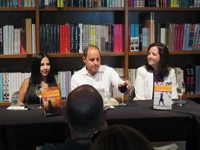 Presentación en Books and Books Miami - 300 X 400