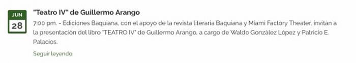 Altamira Anuncio 2 - Teatro IV 700W