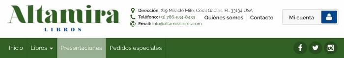 Altamira Anuncio - El cambio de las estaciones 700W