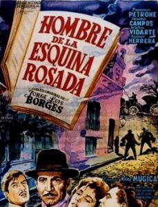 EL HOMBRE DE LA ESQUINA ROSADA - PELICULA 267 X 350