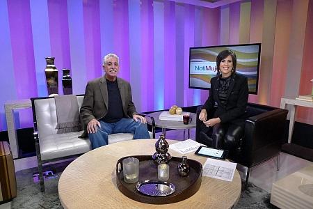 En CNN con Mercedes Soler 450 X 300