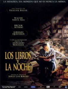 LOS LIBROS Y LA NOCHE - PELICULA 267 X 350