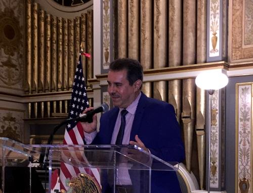 Francisco Javier Pérez - Foto Segundo Congreso ANLE VI 382 X 500