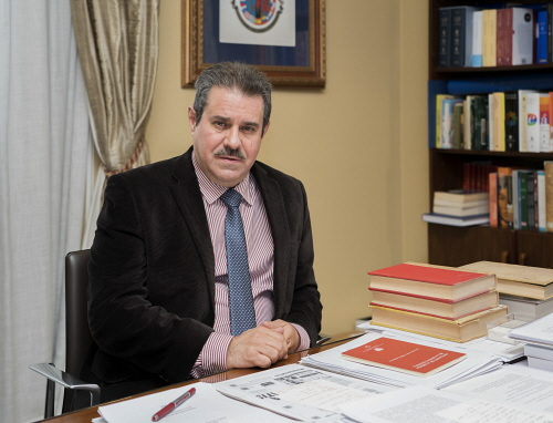 Francisco Javier Pérez - Foto cortesía de la ASALE I 382 X 500