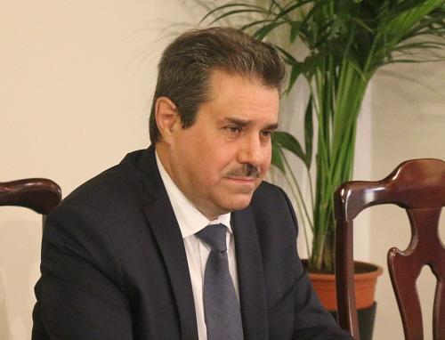 Francisco Javier Pérez - Foto cortesía de la ASALE III 382 X 500