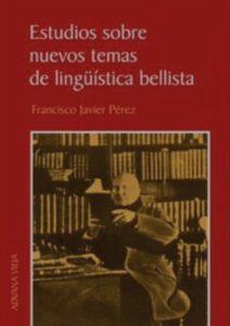 Nuevos Temas de Linguistica Bellista 282 X 400