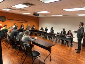Arturo Morell 2020 Morell en Los Angeles - Consulado 2