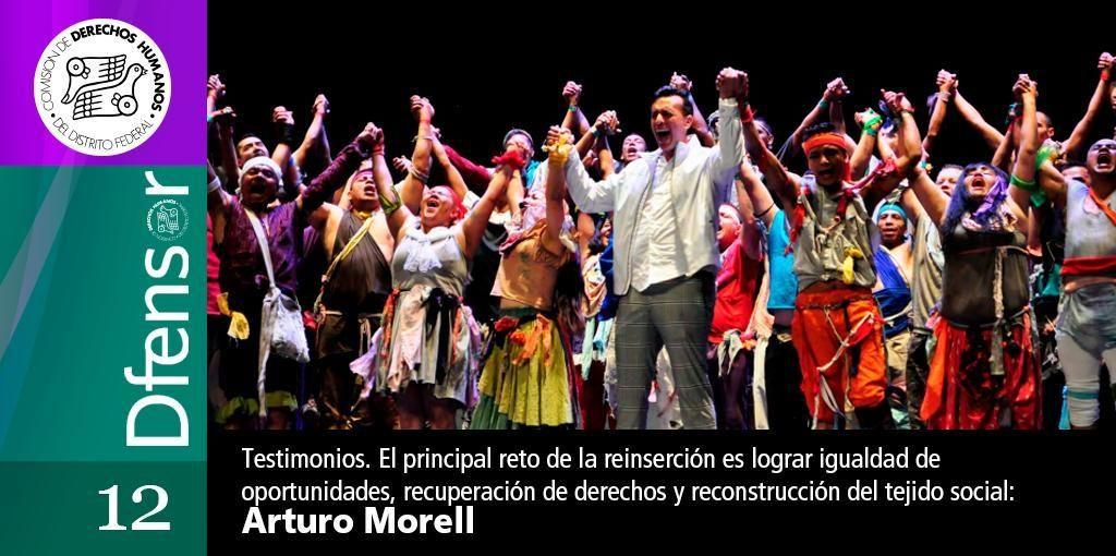 Arturo Morell Un Grito de Libertad