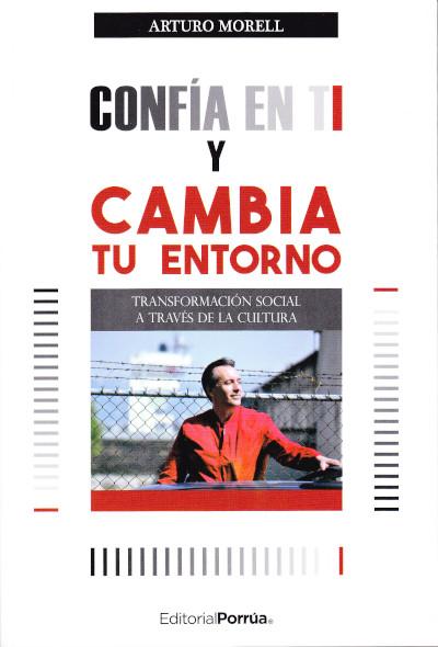 PORTADA Confia en Ti - Arturo M