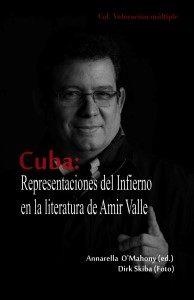 (RESEÑA) 194 X 300 LIBRO ACERCA DE AMIR VALLE por Humberto López Cruz - PORTADA - ENERO DE 2020