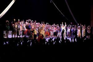 Un grito de libertad (1) - Teatro de la ciudad de México