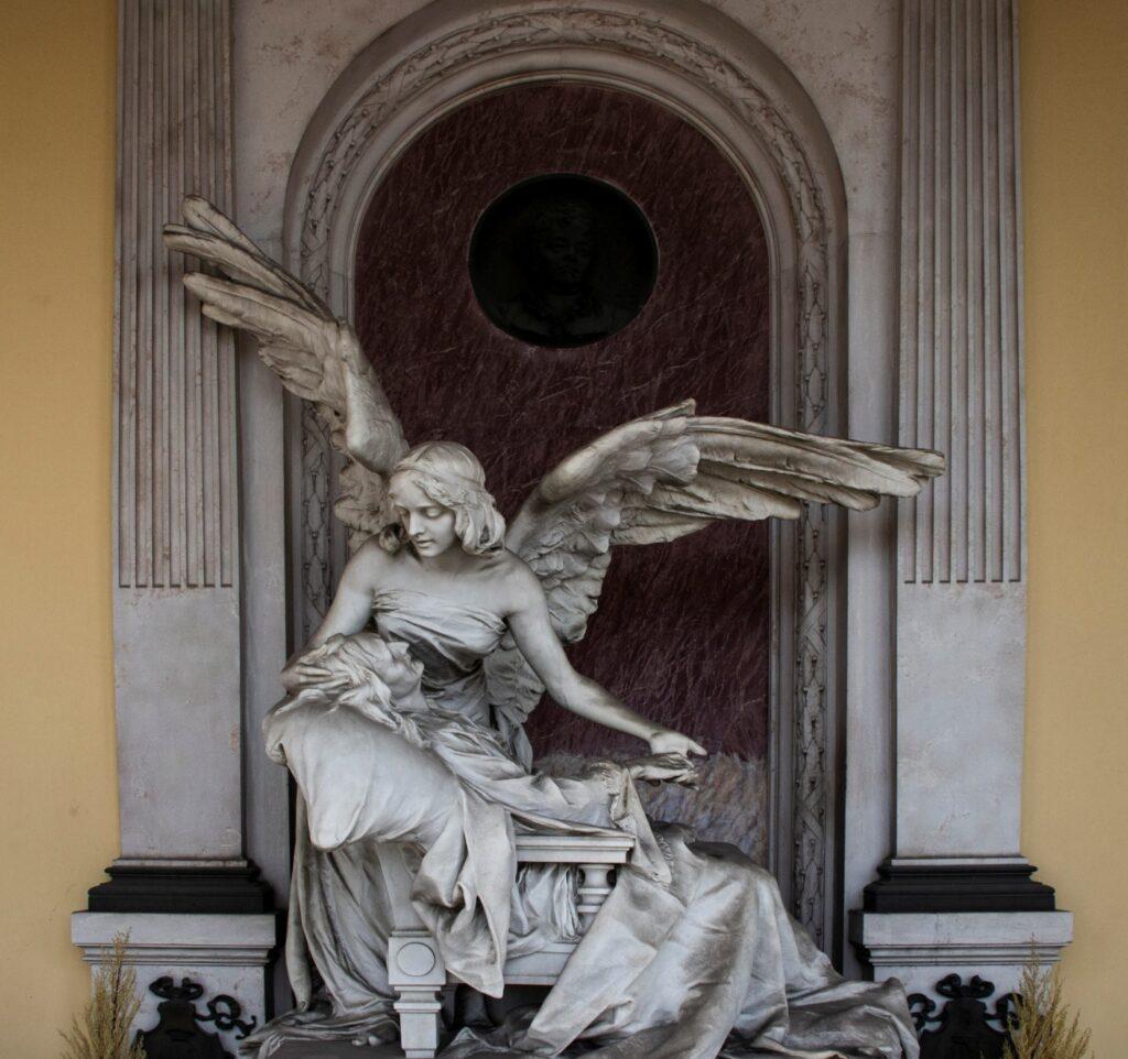 Estatua del Ángel