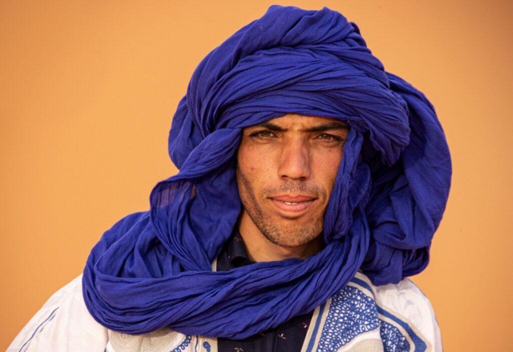 Hombre marroquí