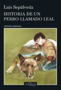 PORTADA del libro HISTORIA DE UN PERRO LLAMADO LEAL