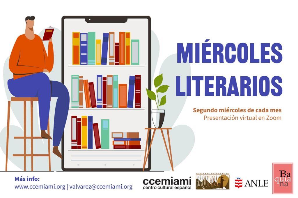 Miércoles_literarios_Afiche 1234W