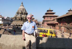 En la Plaza Durbar de Patán, Nepal 600 X 405