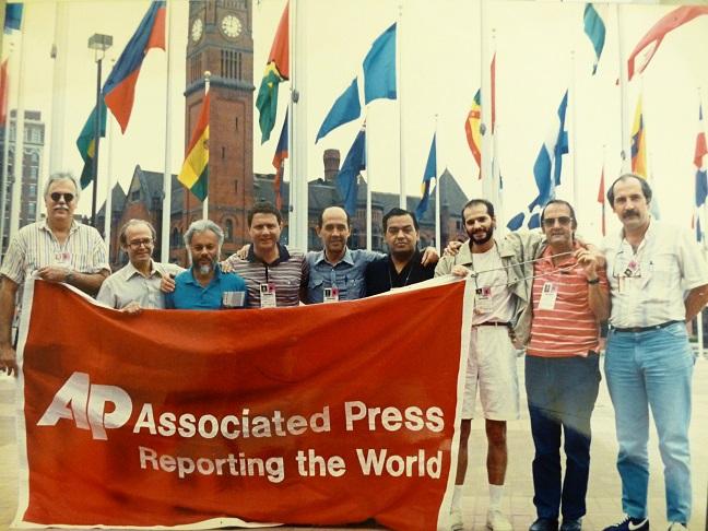 En una asignación de la Associated Press (AP) en Indianápolis, Indiana